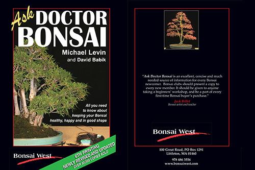 Ask Dr. Bonsai